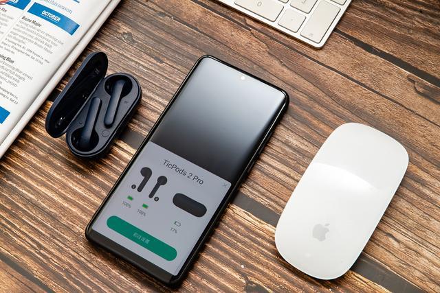 点点头接电话,摸一摸调音量——TicPods 2 Pro无线耳机体验