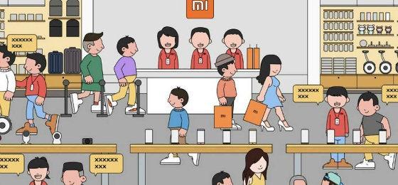 小米門店GO上線:不出門逛遍同城所有小米門店