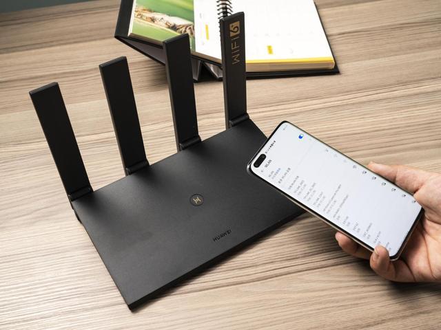 华为路由AX3 Pro图赏:实现Wi-Fi 6降维打击 成就年度真香路由器