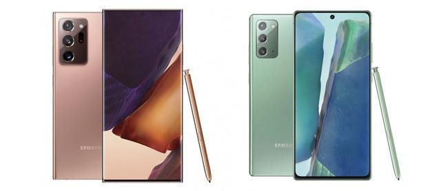 打造5G生態 三星Galaxy Note20系列及多款重磅新品正式發布